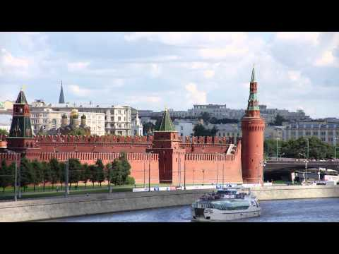 Moscow Kremlin from Moskva River photos part 3