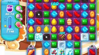 Candy Crush Soda Saga Level 904