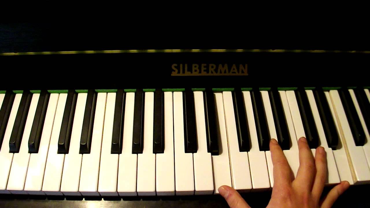 Assez La Leçon de Piano - The Ask Pleasure First : Tutorial Part 1 - YouTube MU47