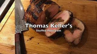 Stuffed Pork Loin - Thomas Keller - Ad Hoc