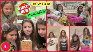 """THE STRUGGLE OF A MUSICAL.LY  . HOW TO DO A GOOD ONE """"ALISSON&EMILY"""""""