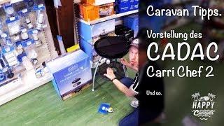 HAPPY CAMPING | CADAC Carri Chef 2 - DER Grill