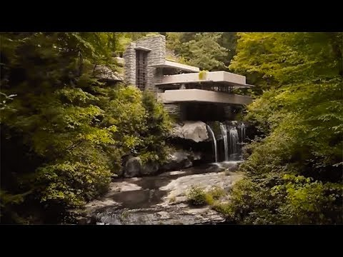 Alistair Colemans Images from Fallingwater: A new composition
