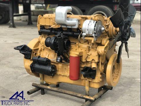 3208 Cat Engine Fuel Pump Diagram 1997 Caterpillar 3116 Engine Mechanical Fuel Pump Walk