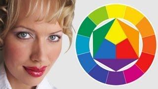 Урок живописи. Теория. Поговорим о Цвете ツ/theory of Colours