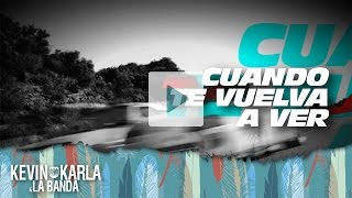 See You Again (spanish version) - Kevin Karla & La Banda (Lyric Video)