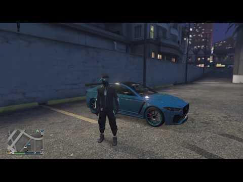 COMMENT FAIRE COULEUR MOD 3D GTA 5 ONLINE