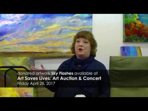 Art Saves Lives - Kathleen Crosby
