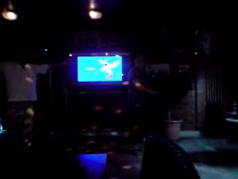 Ian and wes CYPRUS karaoke :)