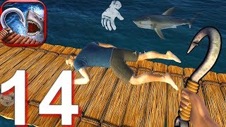 Survival on Raft: Ocean Nomad - Gameplay Walkthrough Part 14 (Android, iOS) screenshot 4