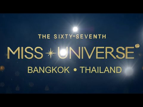 OFFICIAL THEME SONG - 2018 Miss Universe (The Colors Of Siam)