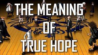 CONTRASTING HOPE | Danganronpa Discussion Video