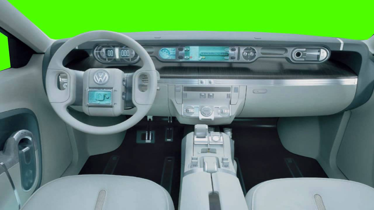 inside view of car in green screen free stock footage youtube. Black Bedroom Furniture Sets. Home Design Ideas