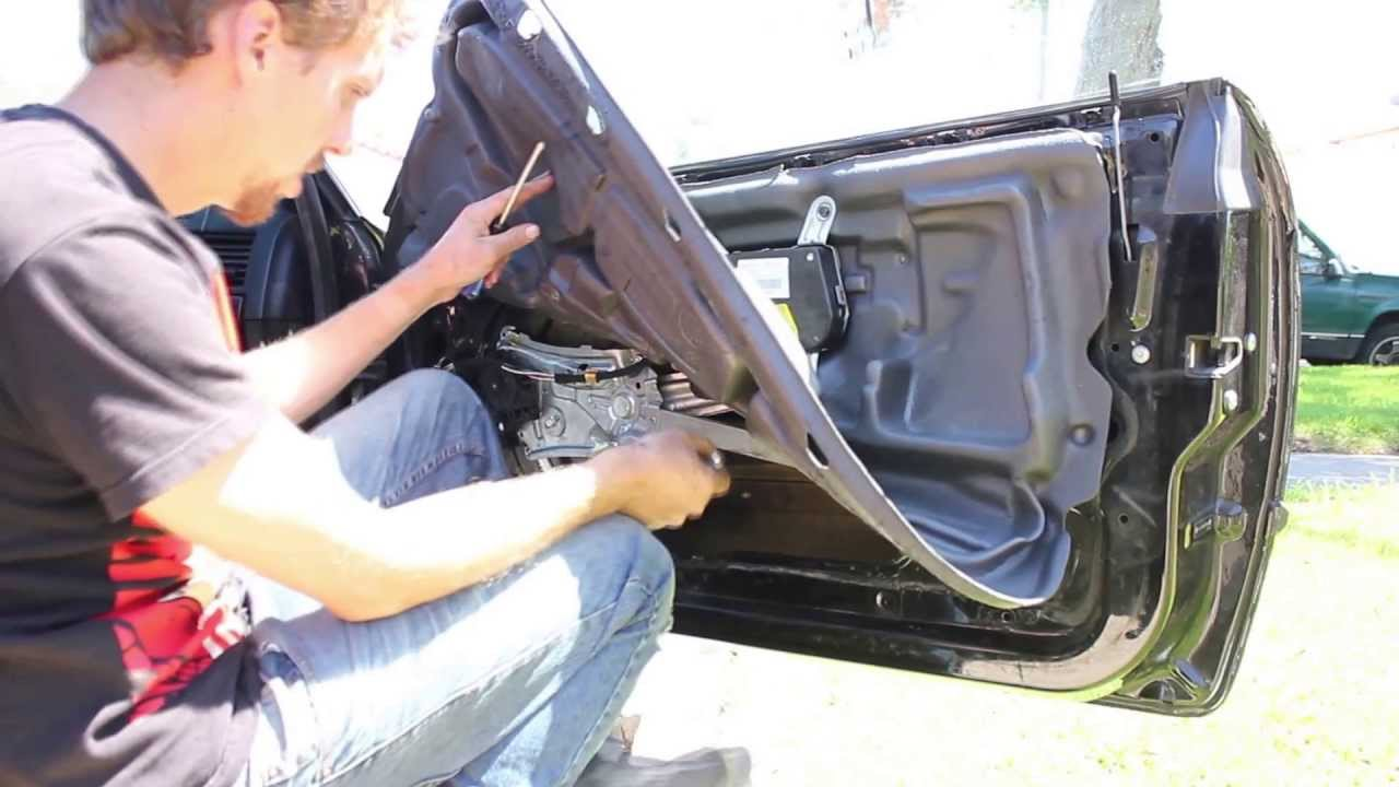 Mighty Max Wiring Diagram Replacing The Window Regulator Motor On A Bmw E36 328is