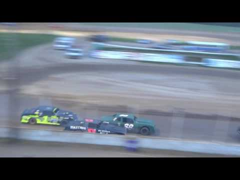 Street Stock B Feature at Crystal Motor Speedway, Michigan on 06-03-17