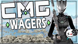 *LIVE* CMG WAGERS! PLAYING FOR MONEY $$$$ #WaPPa #DiNg #DoNg (Fortnite Battle Royale)