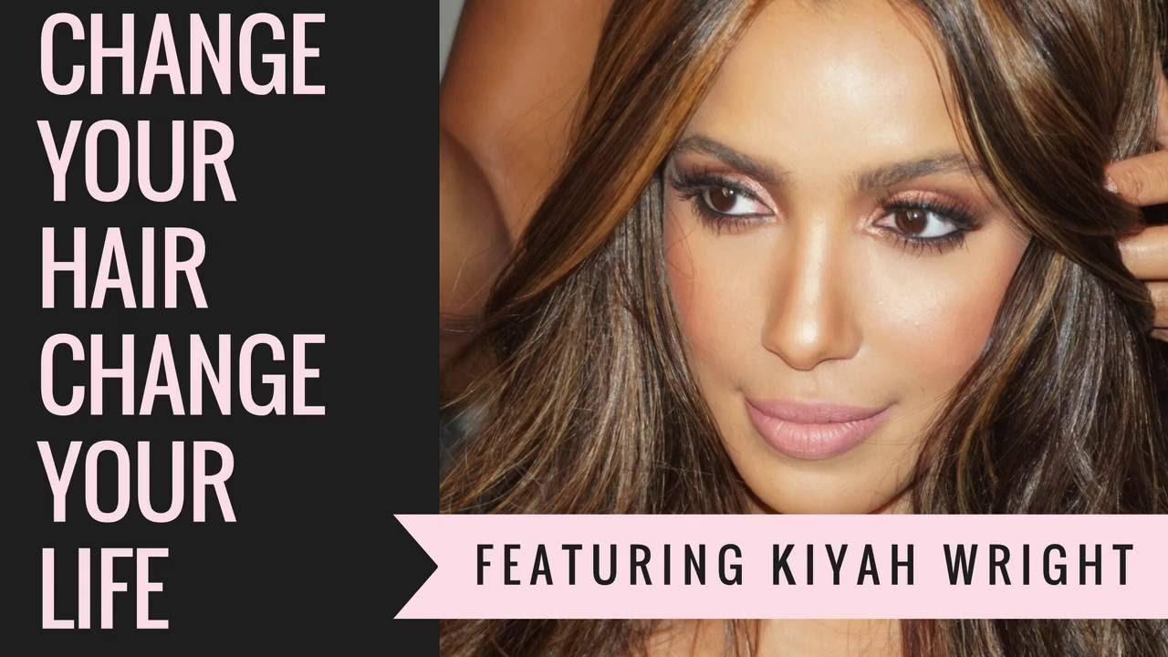 CHANGE YOUR HAIR, CHANGE YOUR LIFE FT. KIYAH WRIGHT // JULISSA B ...