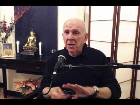 New York Buddha Dharma -  John Baker Instruction On Vipassana And Shamatha Meditation