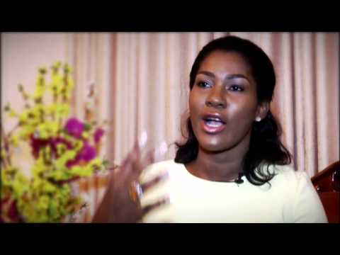 Diamond Woman: Stephanie Okereke speaks on VVF