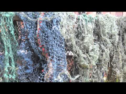 Ghost Net Art: Globally Connected - Plastics in the Marine Environment