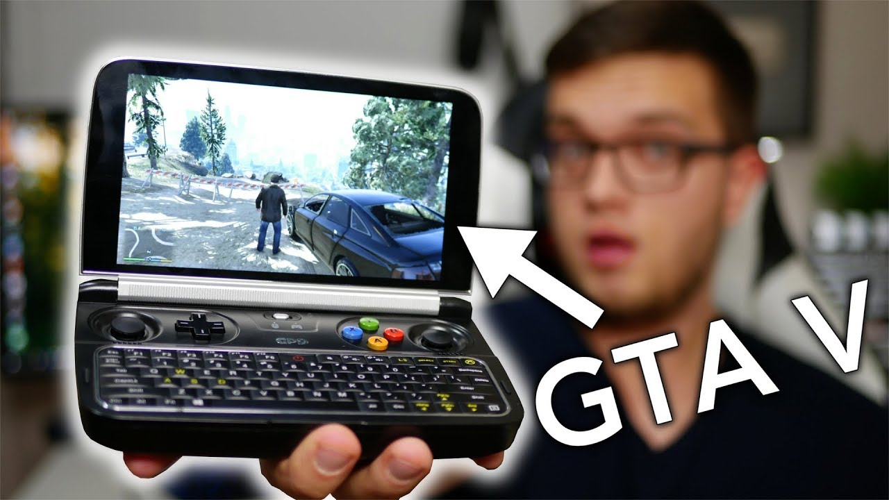 GPD WIN 2 – Przenośny komputer do GIER