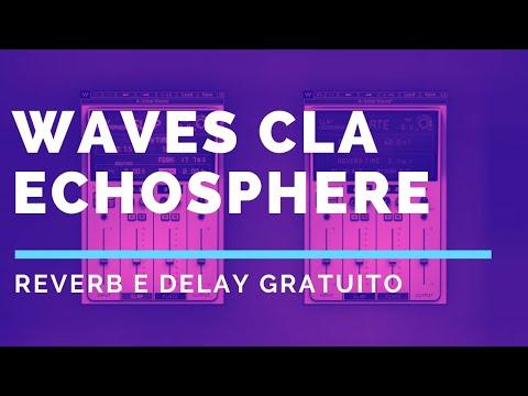 Waves CLA EchoSphere GRATUITO NA BLACKFRIDAY