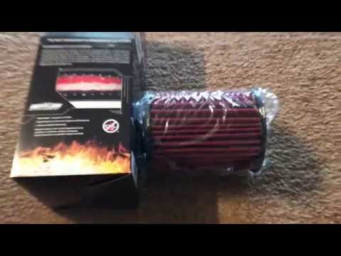AEM Dryflow Air Filter Install On 2014 Ford Escape SE 1.6L Ecoboost