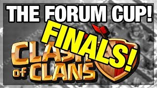The FINALS!  Clash of Clans FORUM CUP! Builder Hall Tournament - VIEWER PRIZES!