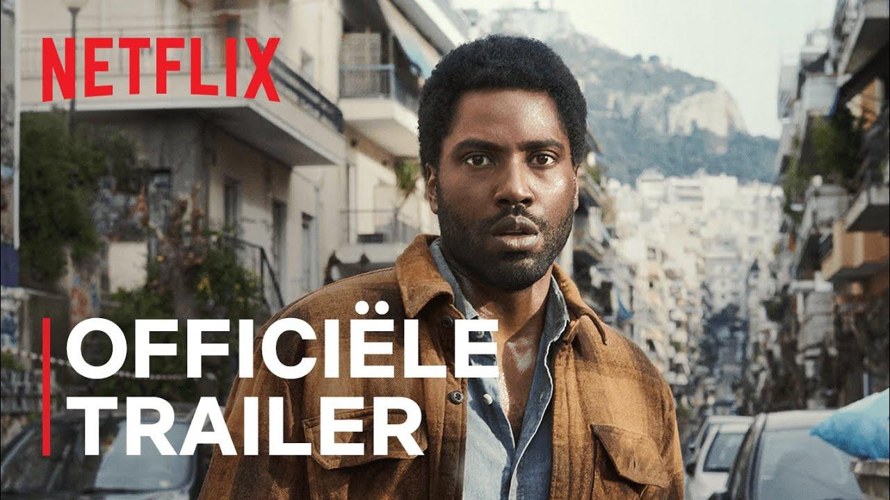 John David Washington in Beckett trailer voor Netflix België