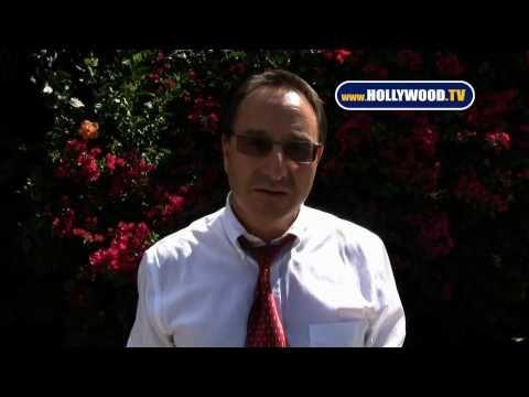 Attorney Dan Horowitz Talks To Media In Los Angeles