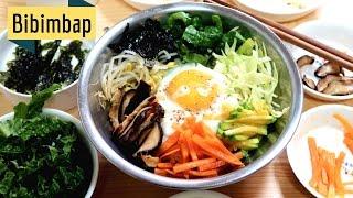 How To: Korean Bibimbap!