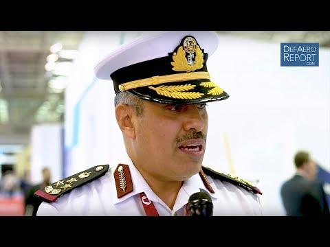 Qatar's Al-Obaidli on International Military Cooperation Priorities, Blockade, Israel, Iran