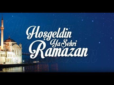 Ramazan mesajları resimli 2019 video