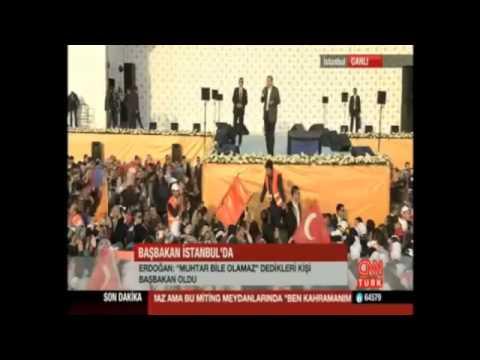 Başbakan Erdoğan 'dan ''Dombra'' Sürprizi