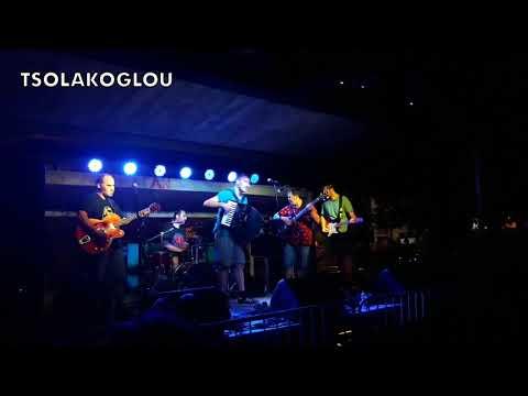 THE BANKSTERS, ΓιαννιJazz 2018 | Tsolakoglou