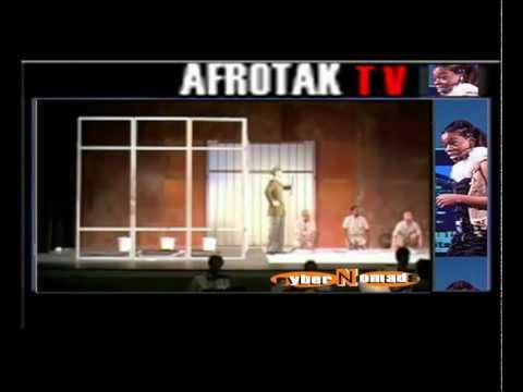 CHARLES M HUBER MANDELA O1 Afrika Theater Deutschl...