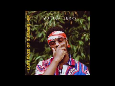 Maleek Berry - Let Me Know (Audio)
