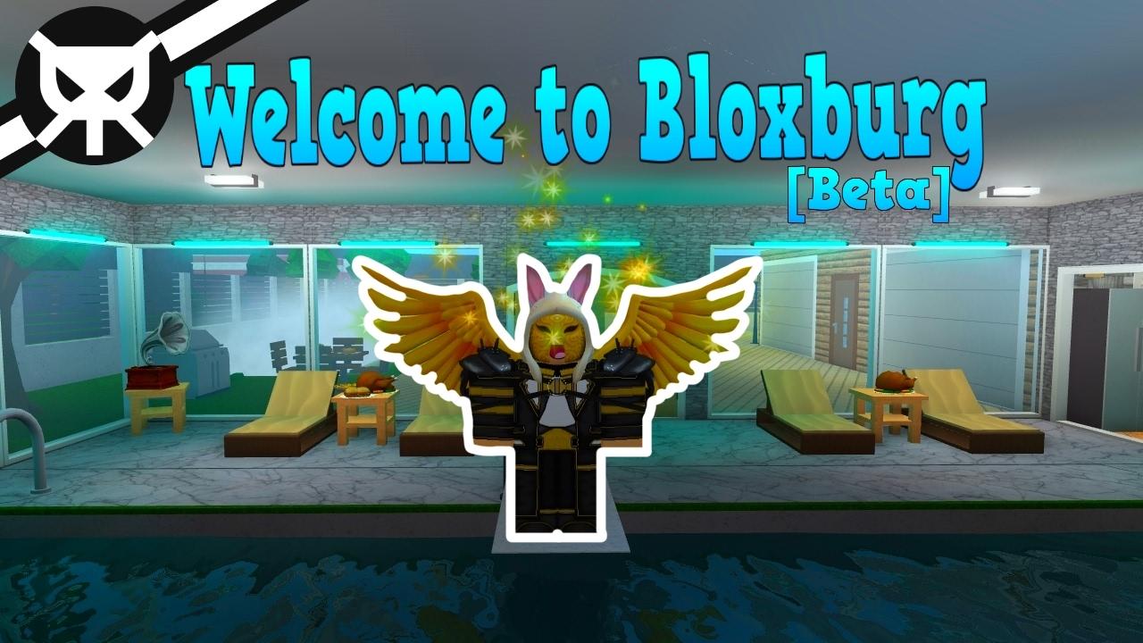 Welcome Bloxburg Bloxburg Roblox Mansion