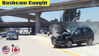 Ultimate North American Car Driving Fails Compilation: The One With Sedan And Suv Driver