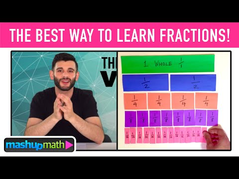 THE COOLEST HANDS-ON FRACTION ACTIVITY EVER!