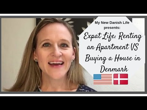 Expat Life: Renting an Apartment/ Buying a House in Denmark