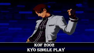 KOF 2002 Single Player - Kyo【TAS】