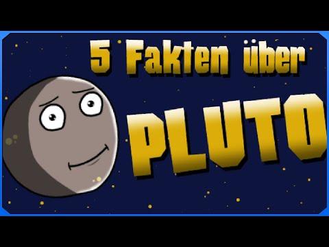 Astro-Comics - 5 Fakten über Pluto