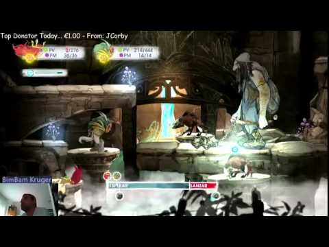 Playing Child of Light ( Hard ) - Part 9 -- Xbox One