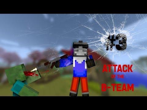 Attack of the B-Team Server | Ep 3 | Auto Organizer