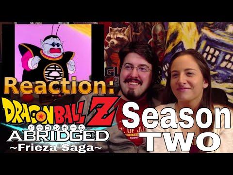 DragonBall Z Abridged Complete Season 2, Frieza Saga: Reaction#AirierReacts