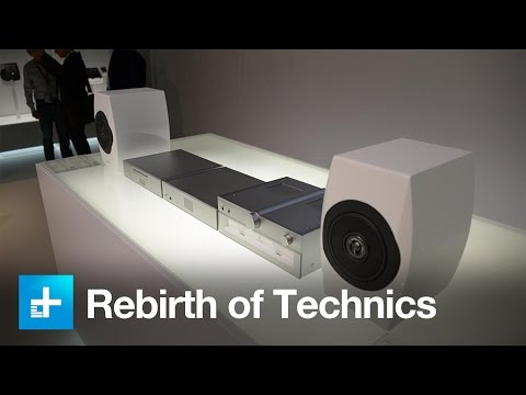 Technics musters its mojo again for a $53,000 digital audio system, and we tried it