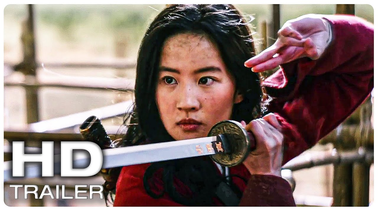 MULAN Final Trailer Official (NEW 2020) Donnie Yen Disney Live Action Movie HD
