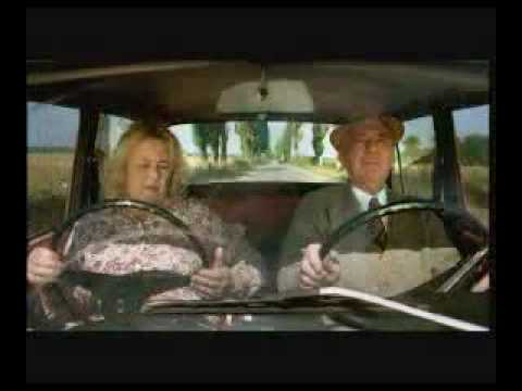 Funny Old Woman Extra Steering Wheel Youtube
