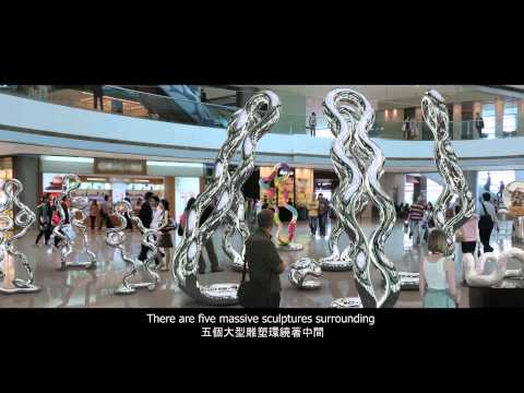 Interview - Richard X Zawitz Infinity and Tao One Man Show in ifc mall, HK